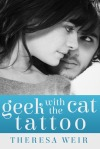 Geek with the cat tatoo