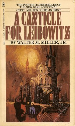A Canticle for Leibowitz by Walter M. Miller Jr. book cover