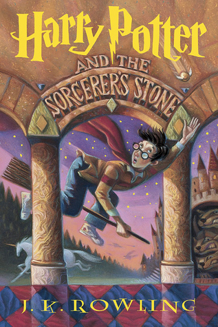 Harry Potter and the Philosphers Stone by J. K. Rowling
