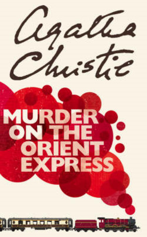 Cover of Murder on the Orient Express by Agatha Christie