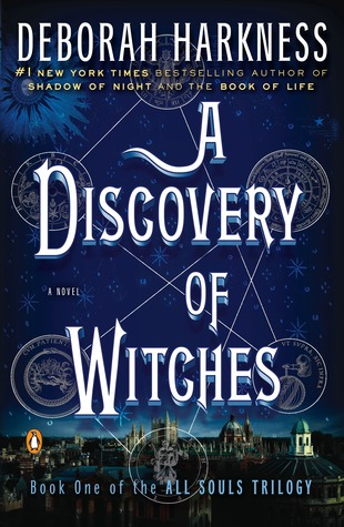 Cover of A Discovery of Witches by Deborah Harkness