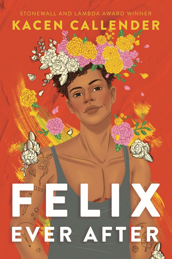 Felix Ever After Goodreads Book cover