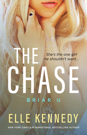 The Chase Goodreads book cover