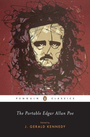 THe Portable Edgar Allan Poe Goodreads Book Cover